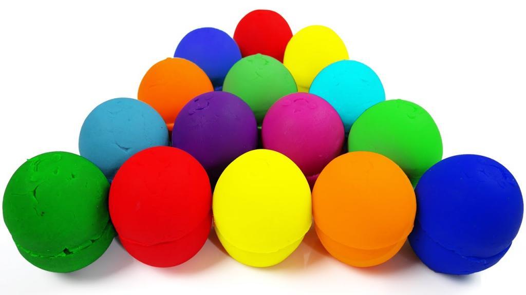 когда дети начинают различать цвета