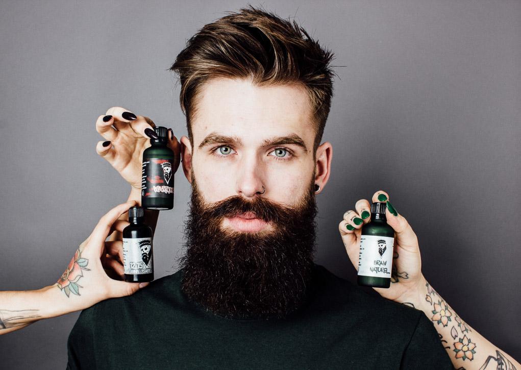 средства для смягчения бороды