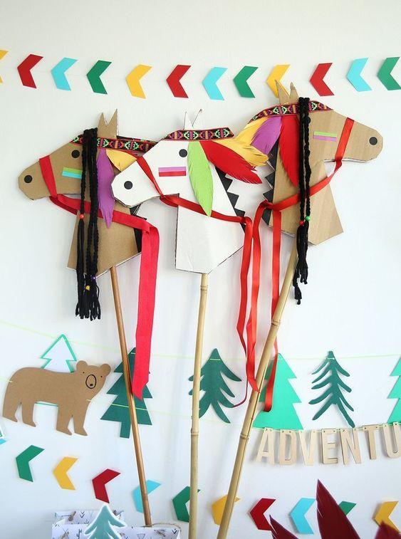 Лошадка для вечеринки